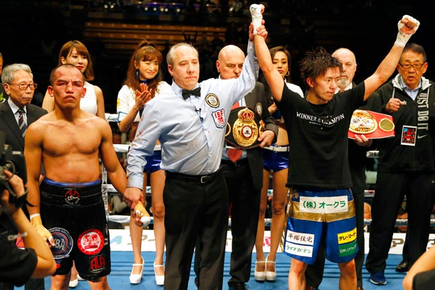 Milan Melindo camp raring for rematch even in Japan against unified champ Ryoichi Taguchi