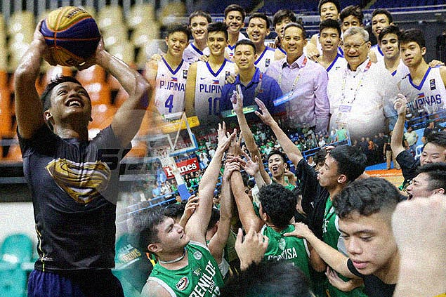AJ Edu, Kai Sotto, Batang Gilas and everything about high school ball in 2017