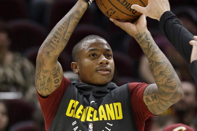 Long wait over as Isaiah Thomas set for debut with Cavaliers against Trail Blazers