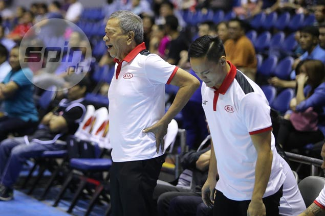 Joe Lipa sees Gavina potential as good college coach, vows to personally endorse him