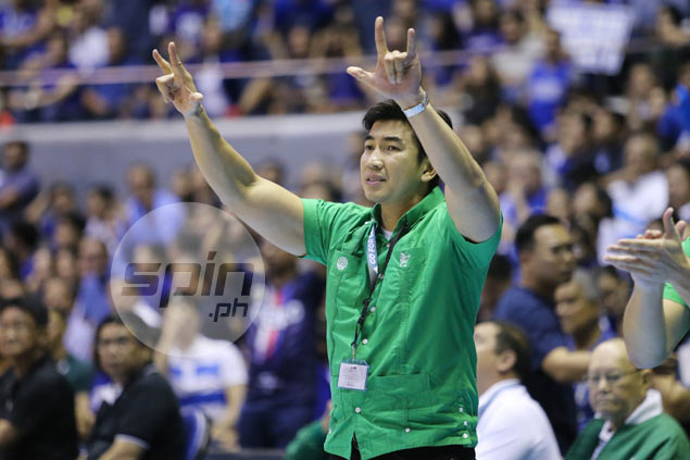 Aldin Ayo consolidates coaching staff as he gets full control of UST basketball program