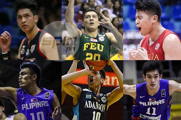 There's BIG reason Ambohot, Tamayo, Sinclair Gozum, Carino are part of Gilas pool