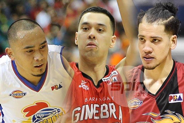 Here's probably why Marcio Lassiter, Greg Slaughter, Paul Lee still aren't in Gilas pool