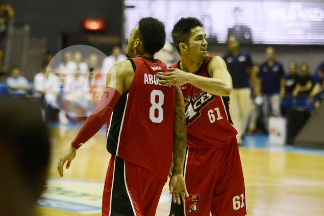 Defensive lynchpin Kevin Racal finally finds touch with dagger treys vs Meralco