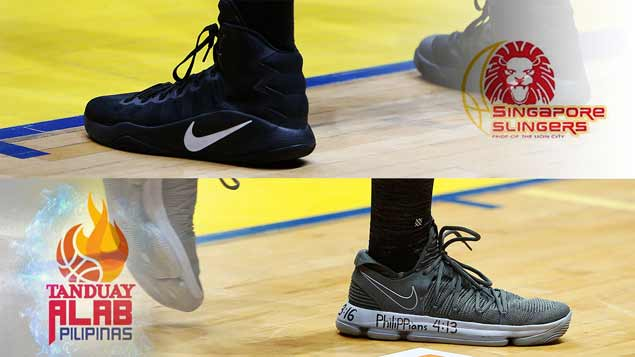 Pick the ABL team with stronger shoe game in Alab vs Slingers sneaker battle