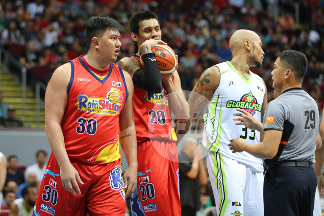 ROS heavyweight Beau Belga says there are no more 'lightweights' in the PBA