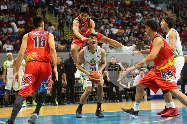 GlobalPort turns to defense to post first win of season at expense of Rain or Shine