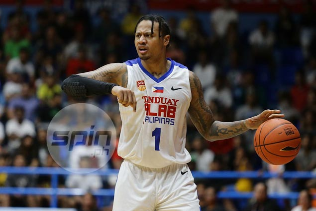 Ray Parks doesn't mind taking a step back at Alab upon arrival of Balkman, Brownlee
