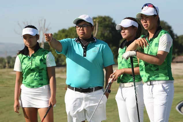 All eyes on Yuka Saso as Filipinas looks to get back at Team Southeast Asia at Pradera