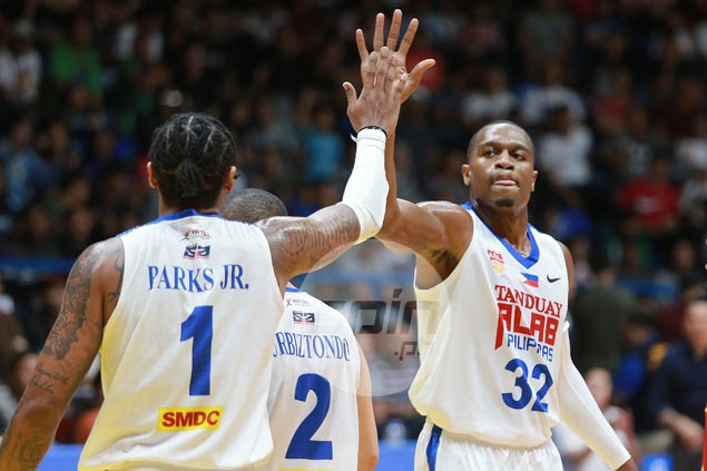 Alab Pilipinas atones for Slingers letdown with 27-point romp over Mono Vampire