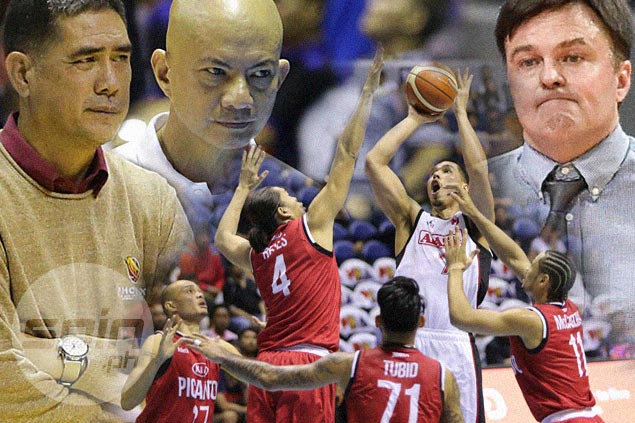 Has sorry KIA become a serious threat to PBA balance? Coaches give take