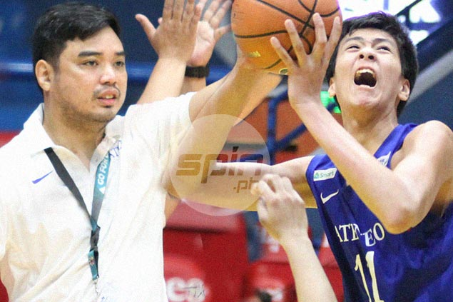Ateneo coach strives to keep 7-2 Kai Sotto grounded amid heightened expectations