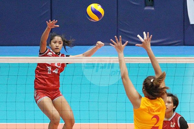 Bien Juanillo, Monica Sevilla shine as Lyceum defeats Mapua to finally make win column