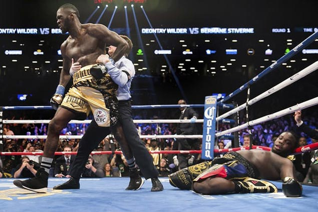 Wilder vs Joshua is exactly what doctor ordered for anemic heavyweight class