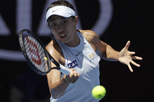 Zhang Shuai sends US Open champion Sloane Stephens packing in first round of Australian Open