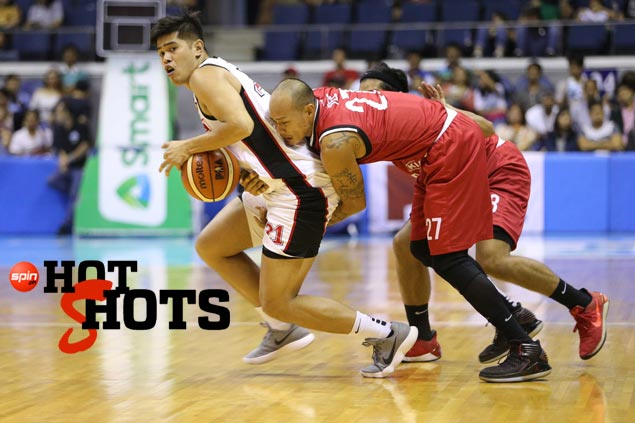 SPIN.ph Hot Shot of the Week: 'Monkey Business'
