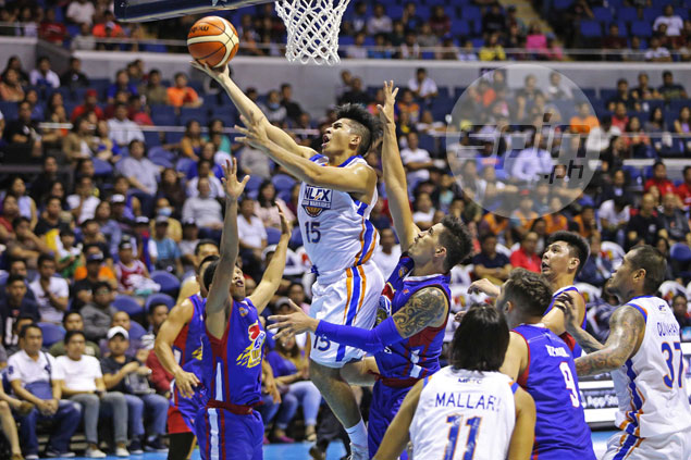 Kiefer Ravena braces for tough examination from crack SMB pair of Ross and Cabagnot