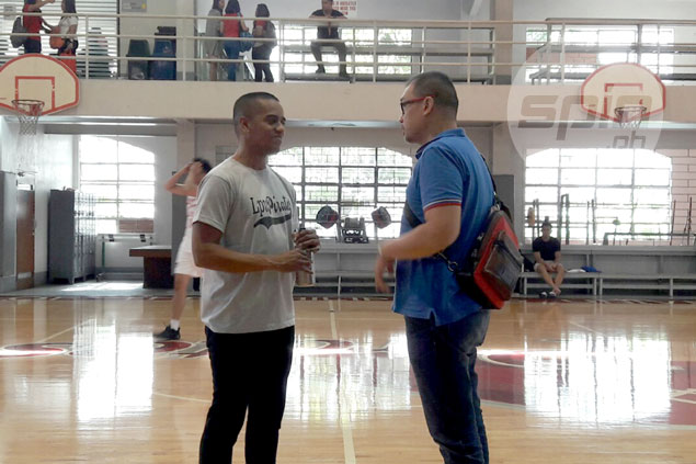 Lyceum coach Topex Robinson ready to push pace vs vet squads in D-League debut with Zark's