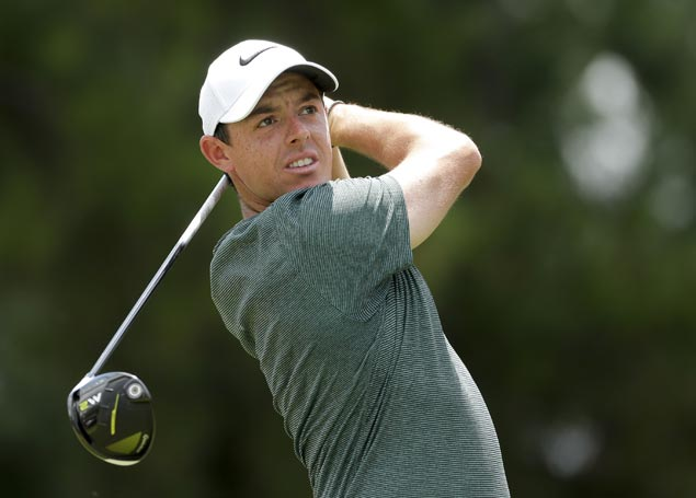 Rory McIlroy returns to action eager to rise after season of injury setbacks