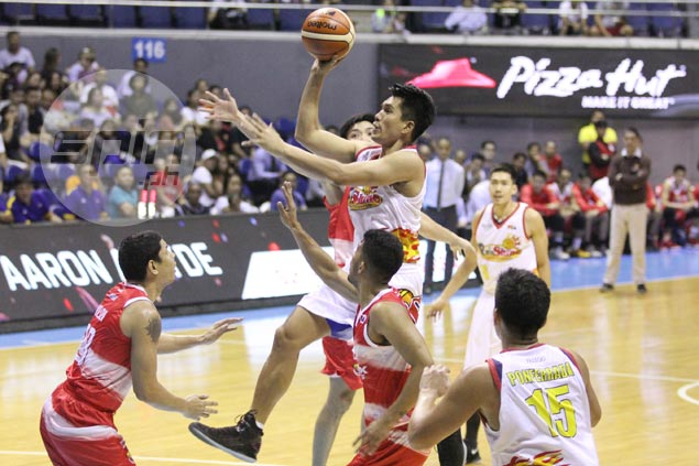 James Yap hopes personal slump over after breakout game in rout of Phoenix
