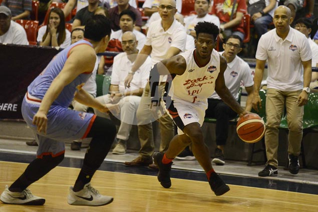 Lyceum star CJ Perez surprised by pace of play, mental battle in D-League debut