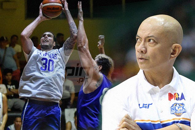 Guiao feels San Miguel will be close to unbeatable once Standhardinger comes in