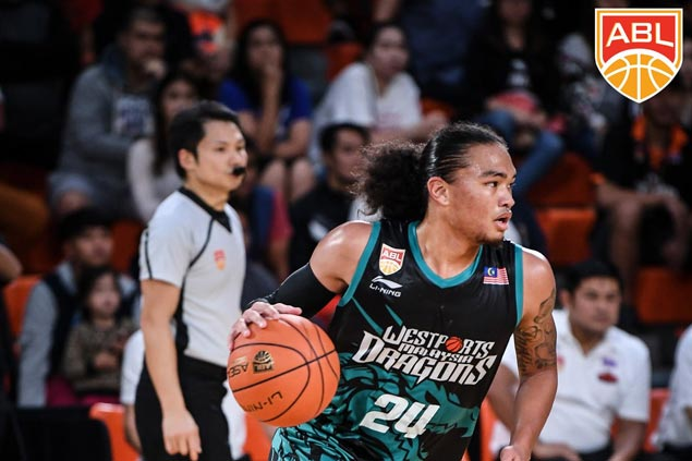 Fil-Am Joshua Munzon posts double-double as Malaysia Dragons beat Saigon Heat