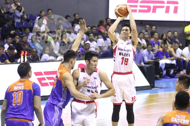 No rest for the weary as Blackwater plays third game in seven days against GlobalPort