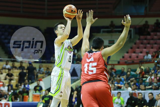 Sean Anthony sets tone for GlobalPort: 'Play good defense, offense will follow'