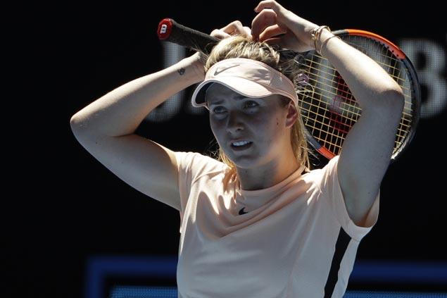 Elina Svitolina cruises to fourth round as 15-year-old Marta Kostyuk's dream run ends in Melbourne