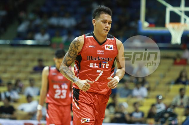 Poy Erram admits fatigue simply caught up with Blackwater