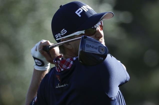 Austin Cook fires eight-under 64 move to top spot at La Quinta