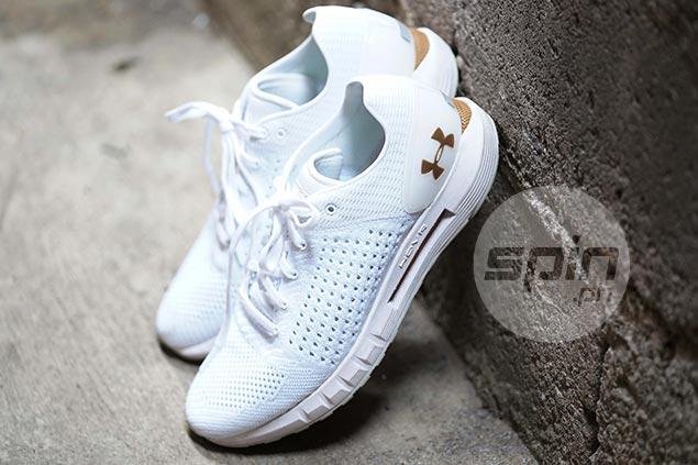 stylish running shoe UA HOVR
