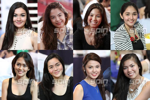 Meet and be charmed by this year's batch of UAAP courtside reporters.