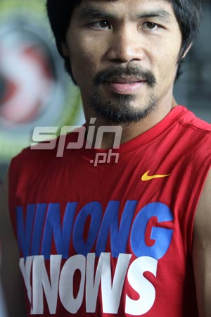 Manny Pacquiao has set the bar really high for Filipino prizefighters. Jerome Ascano