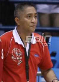 Ronnie Magsanoc was the thinking man's point guard during his heyday. Photo by Jerome Ascano