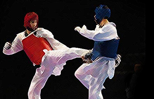 Maroons pace UAAP men's taekwondo tilt