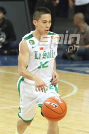 LA Revilla and the rest of the Green Archers find themselves in a three-game losing skid.