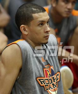 Chris Ellis of the Developmental League moves up to the majors. Photo by Jerome Ascano