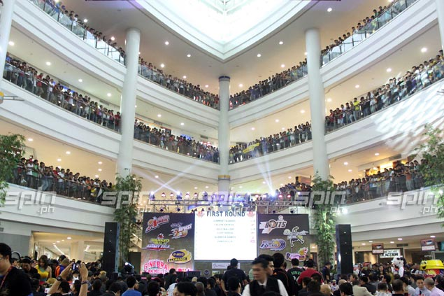 The big crowd is a testament to the popularity of the resurgent pro league.Jerome Ascano