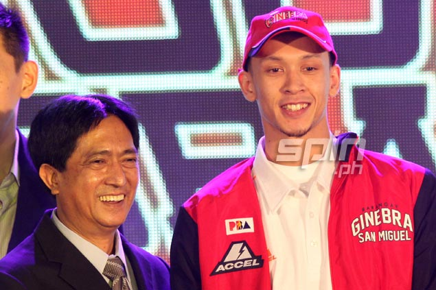Another Developmental League star, Chris Ellis, is tapped by fan favorite Barangay Ginebra sixth overall.  Jerome Ascano