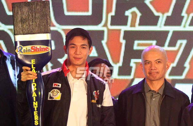 Chris Tiu, who has proven his worth in international competitions and in the PBA when the national team played as guests, formally enters the league as a pro.Jerome Ascano