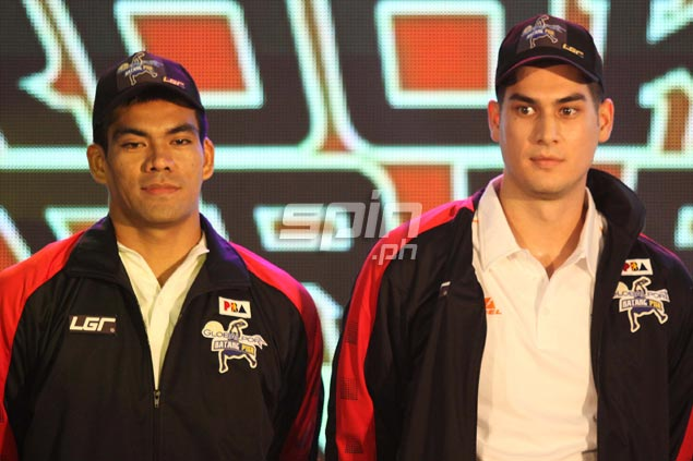 Vic Manuel and Jason Deutchmann are tabbed ninth and 10th overall by newcomer Global Port Batang Pier.  Jerome Ascano