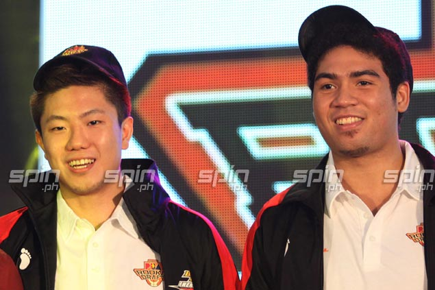 Barako Bull Energy hopes to get a boost from second-round picks Dave Marcelo, No. 12 overall, and Woody Co, who was tabbed 18th.Jerome Ascano
