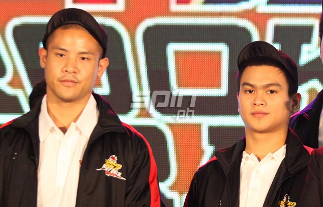 Ryan Boado from Houston, another guard, joins Lester Alvarez in a young Barako Bull backcourt as the Energy pick him 23rd.Jerome Ascano