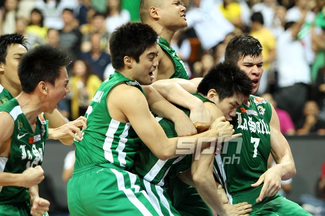 13 as La Salle parades shorthanded roster in UAAP 76 | UAAP | SPIN.PH