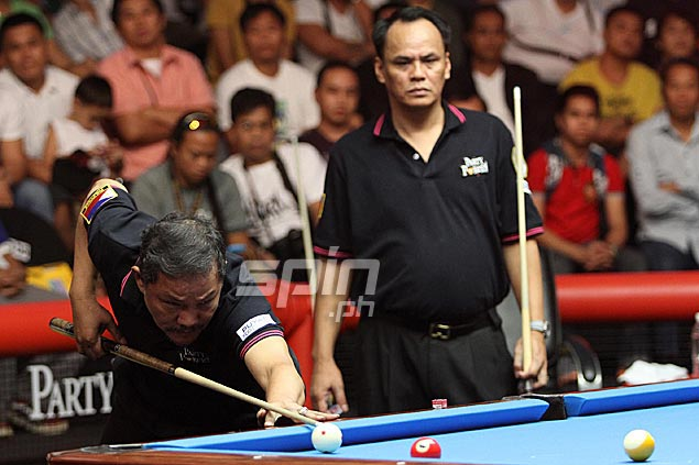 Billiards legend Django Bustamante lists the three toughest opponents he ever faced