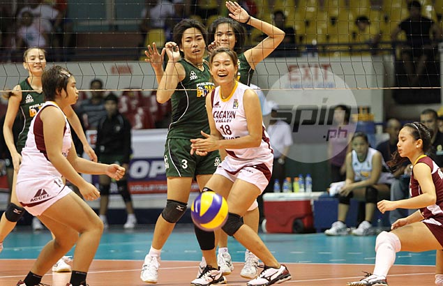 Sun sets on champs as Cagayan makes finals
