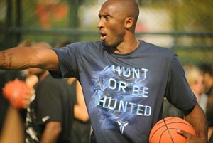 Kobe Bryant. Photo from kb24.com