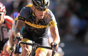 Lance Armstrong. Photo from lancearmstrong.com